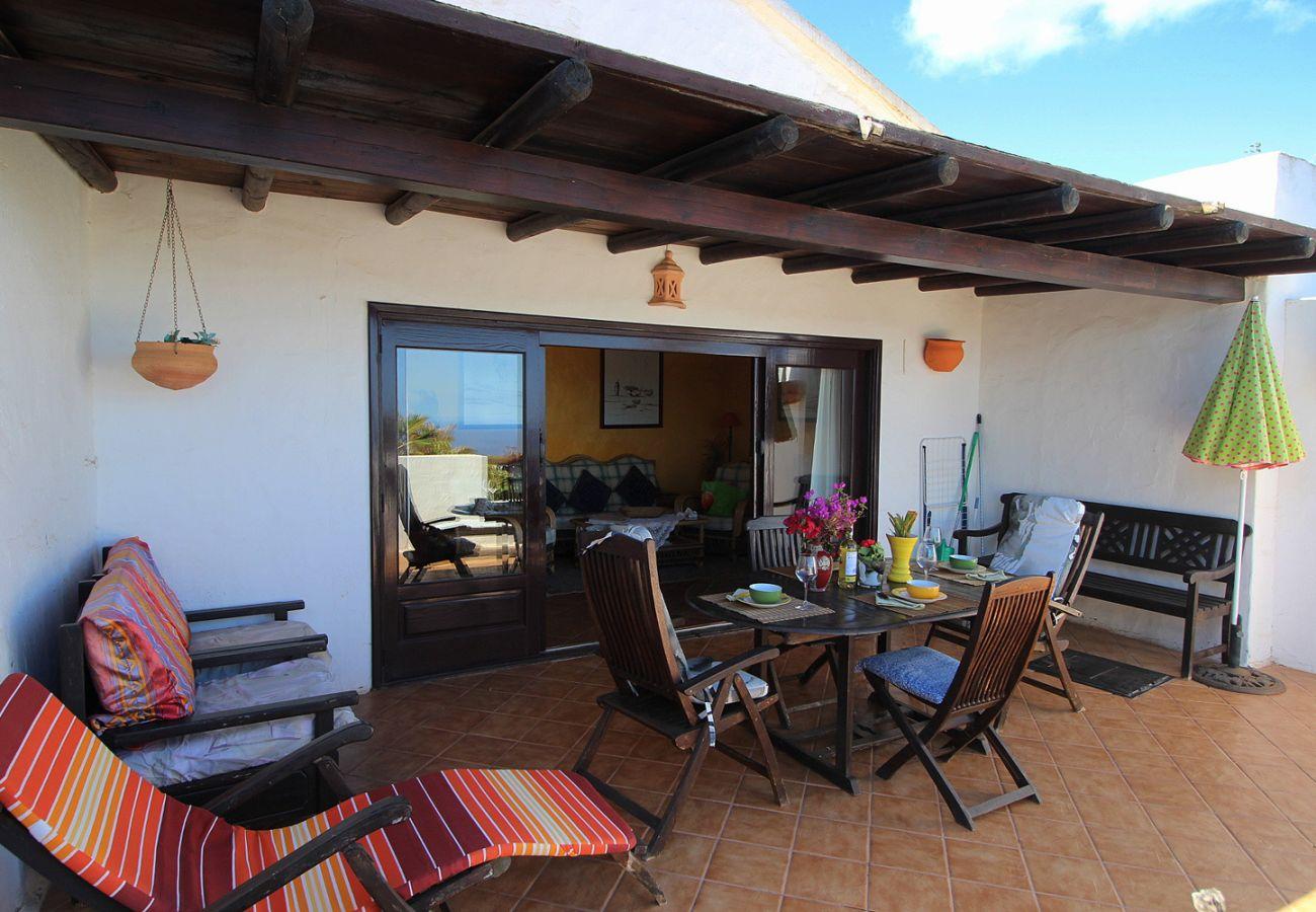 Ferienhaus in La Asomada - Casa Roco 1