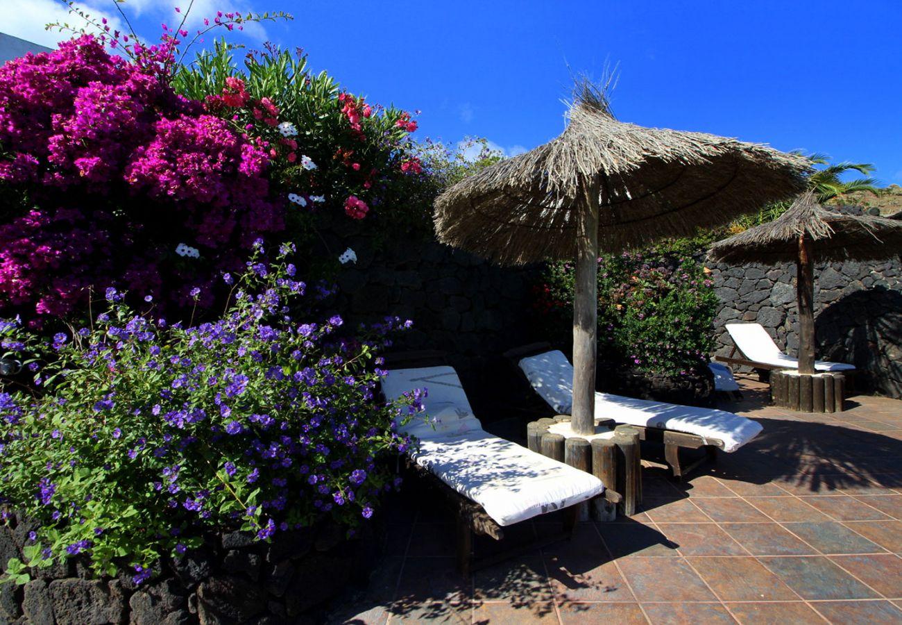 Ferienhaus in La Asomada - Casa Roco 2