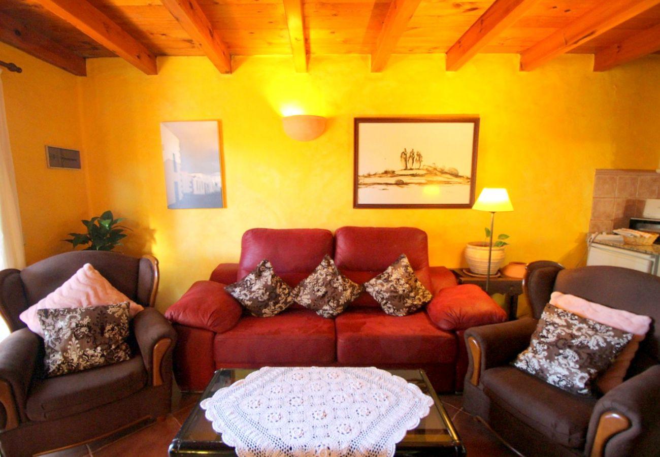 Ferienwohnung in La Asomada - Casa Roco 3