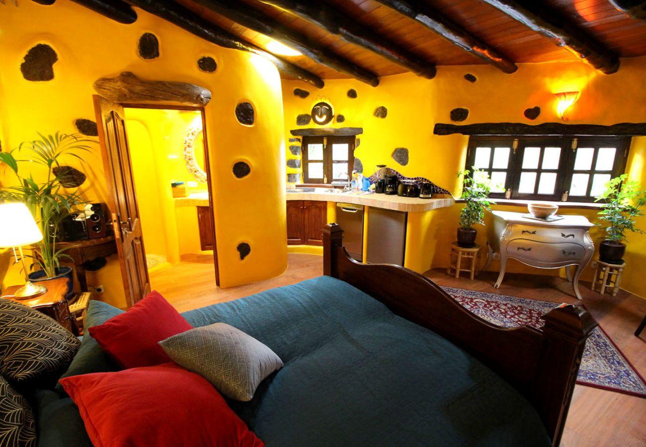 Ferienwohnung in La Asomada - Casa Lava
